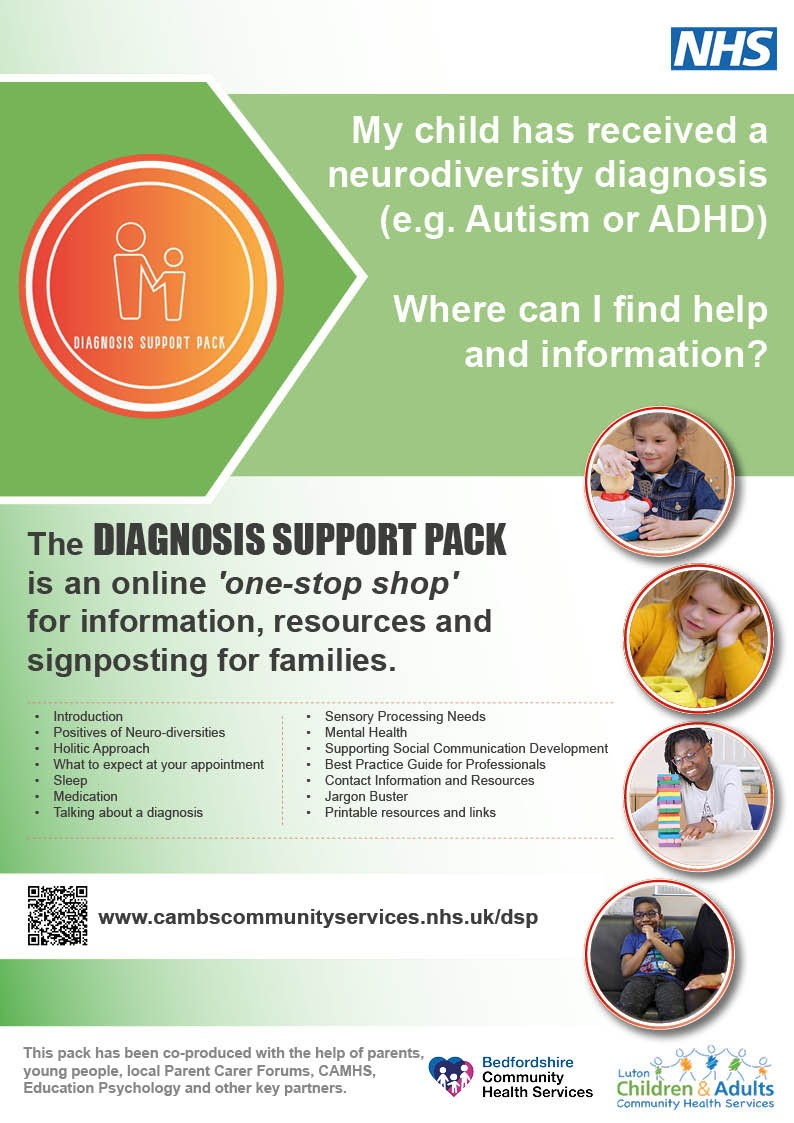 Diagnosis Support Pack Poster